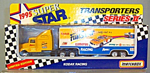 # 4 Sterling Marlin Kodak Matchbox Super Star Transpotrers