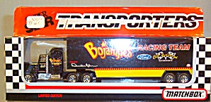 Bojangle's Racing Derrike Cope Matchbox Super Star Transporter