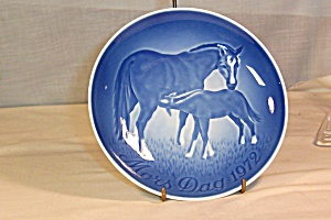 1972 Bing And Grondahl Mother's Day Plate