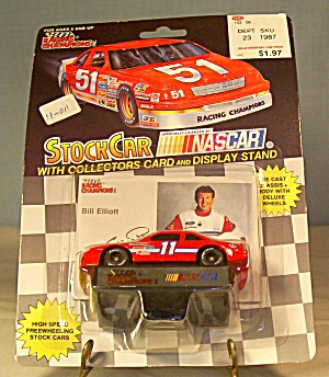 #11-bill Elliott 1:64 Diecast 1991