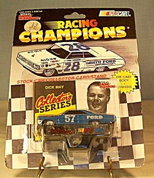 #57 Ford Dick May 1:64 Diecast >nascar
