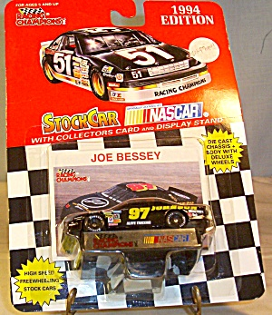 #97 Joe Bessey Johnson Industries Nascar Diecast 1:64
