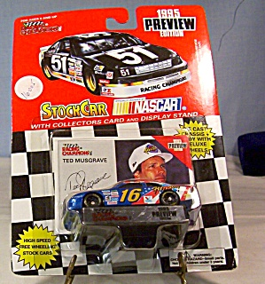 #16 Ted Musgrave Family Channel Nascar Diecast 1:64