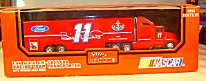 1994 #11 Bill Elliott Nascar Transporter
