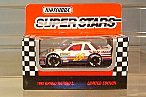 #29 Phil Parsons Match Box Super Stars Race Car