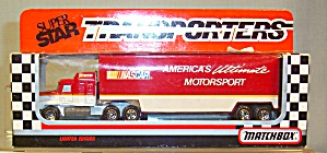 Nascar Matchbox Super Star Transporter