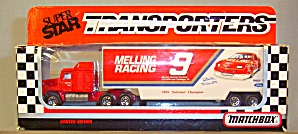 #9 Melling Racing Bill Elliot Matchbox Super Star Transporter
