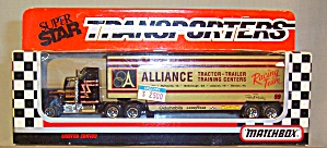 Alliance Tractor Trainer Centers Matchbox Super Star Transporter