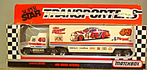 #49 Ferree Chevrolet Racing Matchbox Diecast