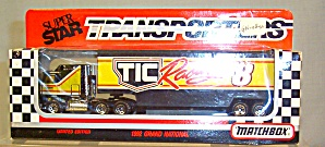 #8 Tic Racing Jeff Burton Matchbox Diecast