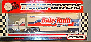 Baby Ruth Racing Jeff Burton Matchbox Diecast