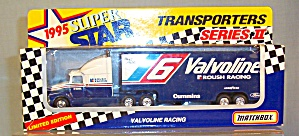 #6 Valvoline Roush Racing Mark Martin Matchbox Diecast