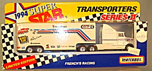 French's Racing Rodney Combs Diecast