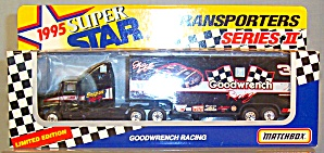 #3 Dale Earnhardt Goodwrench Matchbox Super Star Transporter