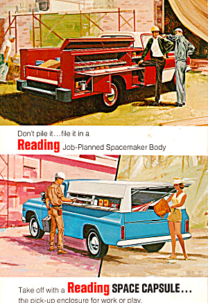 Reading Job-planned Service Body