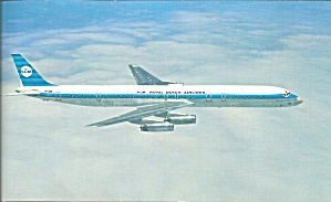 Klm Supper Dc-8-63 Lp0735