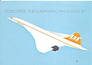 Braniff International Concorde Lp0863