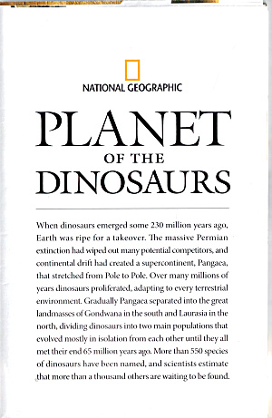 Planet Of The Dinosaurs