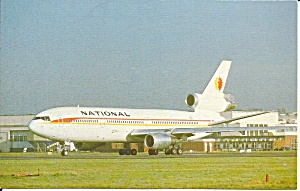 National Airlines Dc-10-30 N81na P36194
