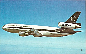 Ona Overseas Ntional Airways Dc-10-30cf P36216
