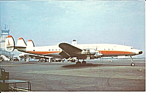 Lockheed Constellation L1049 Eastern Airlines P36243