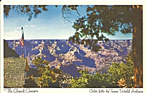 Twa Postcard The Grand Canyon P37382