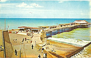 Cromer Norfolk England Pier And Beach P37587