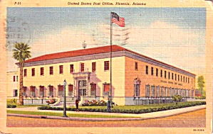 Phoenix Az Post Office P38585