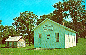 Pioneer Village Scott County Iowa P38675