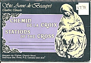 Quebec St Anne De Beaupre Stations Of Cross Sf0727