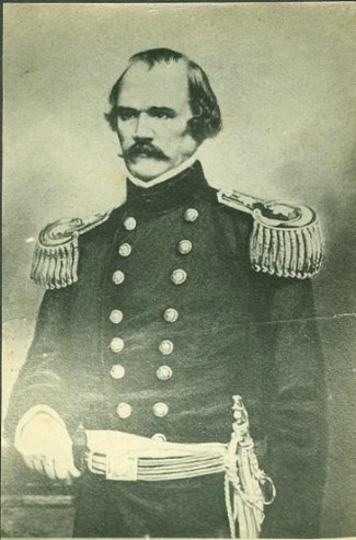 Photograph, General Albert Sidney Johnston