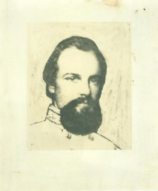 General Edward A. Perry, Confederate States Army