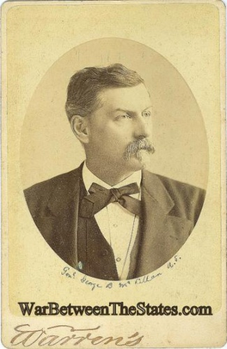 Photograph, General George B. Mcclellan