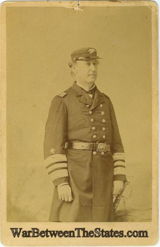 Photograph, Admiral David G. Farragut