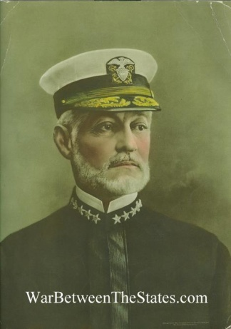 Photograph, Admiral William H. Sims, U.s. Navy