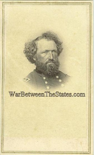 Cdv General Mortimer D. Legget