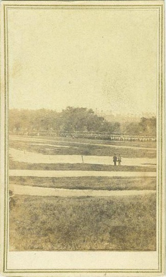 Cdv, Civil War Era View Of Boston, Massachusetts