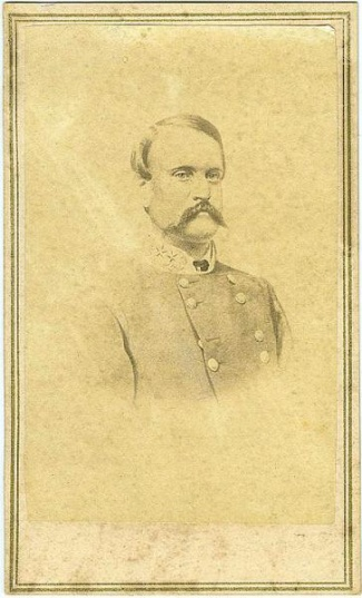 Cdv General John C. Breckenridge