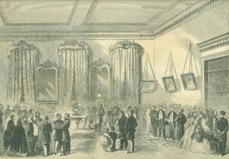Reception Of General Ben Butler At New Orleans