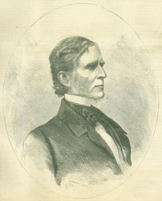 William P. Fessenden, U.s. Secretary Of The Treasury