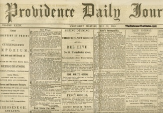 Providence Daily Journal, May 20, 1863