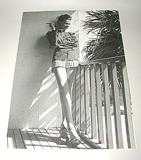 Vintage Photograph By Kay Bell Reynal